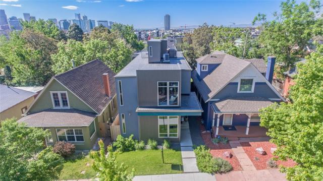 1732 W 34th Avenue, Denver, CO 80211 (#6332603) :: Real Estate Professionals