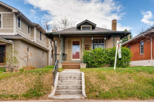 1130 S Josephine Street, Denver, CO 80210 (#6336411) :: The Pete Cook Home Group
