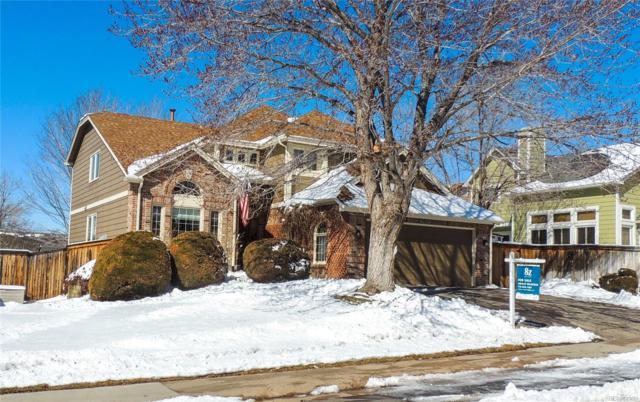 9367 Harvard Drive, Highlands Ranch, CO 80130 (MLS #6339609) :: Kittle Real Estate