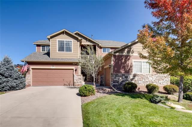 4032 Deer Valley Drive, Castle Rock, CO 80104 (MLS #6345063) :: Bliss Realty Group