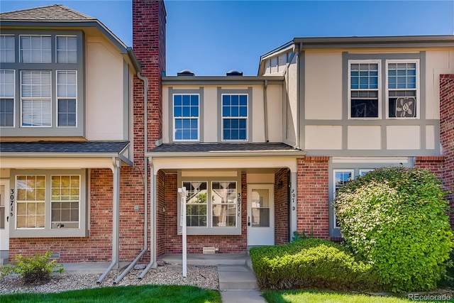 3071 W 107th Place C, Westminster, CO 80031 (MLS #6349687) :: Bliss Realty Group