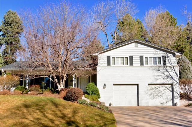 2982 S Fillmore Way, Denver, CO 80210 (#6350463) :: The Peak Properties Group