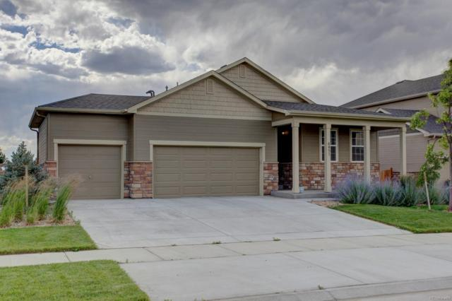 6451 N Dunkirk Court, Aurora, CO 80019 (#6350473) :: The Tamborra Team