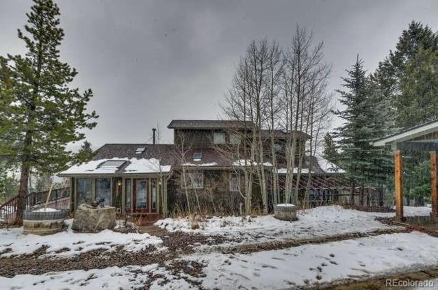 927 Hummer Drive, Nederland, CO 80466 (#6352101) :: The Peak Properties Group