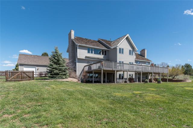 7945 Coventry Drive, Castle Rock, CO 80108 (#6353033) :: The HomeSmiths Team - Keller Williams