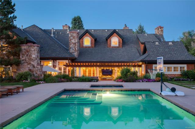4301 S Lafayette Street, Cherry Hills Village, CO 80113 (#6355341) :: The City and Mountains Group