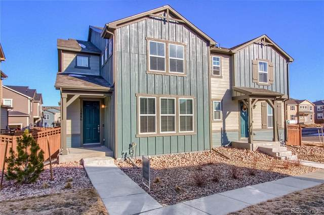 15886 E Otero Avenue, Centennial, CO 80112 (#6355487) :: The DeGrood Team
