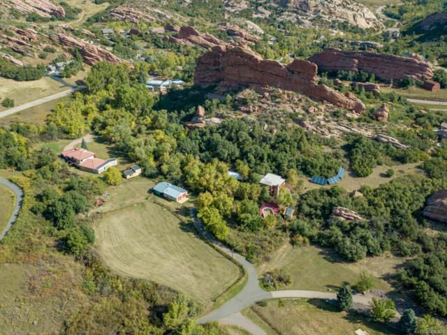 9424 S Erin Lane, Littleton, CO 80127 (MLS #6357800) :: 8z Real Estate
