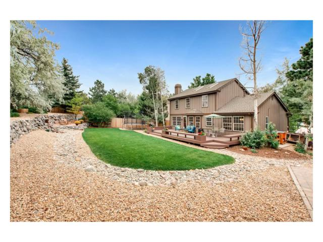 7463 Berkeley Court, Castle Pines, CO 80108 (#6358301) :: Colorado Team Real Estate