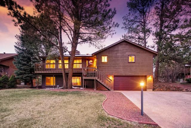 8033 Capt Meriwether Lewis Drive, Parker, CO 80134 (#6361231) :: Compass Colorado Realty