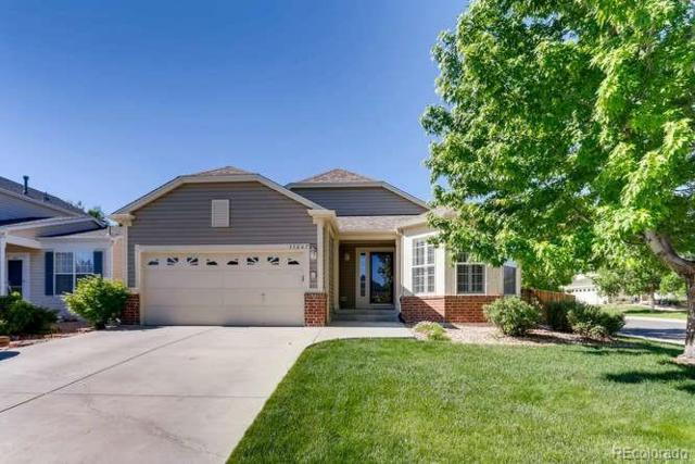11867 Meadowood Lane, Parker, CO 80138 (#6361774) :: The DeGrood Team