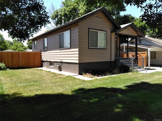 155 S Irving Street, Denver, CO 80219 (#6363928) :: The Peak Properties Group