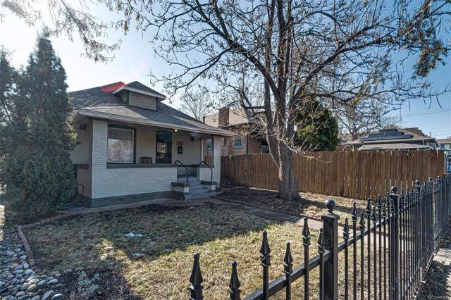 3068 W 38th Avenue, Denver, CO 80211 (#6365572) :: Mile High Luxury Real Estate