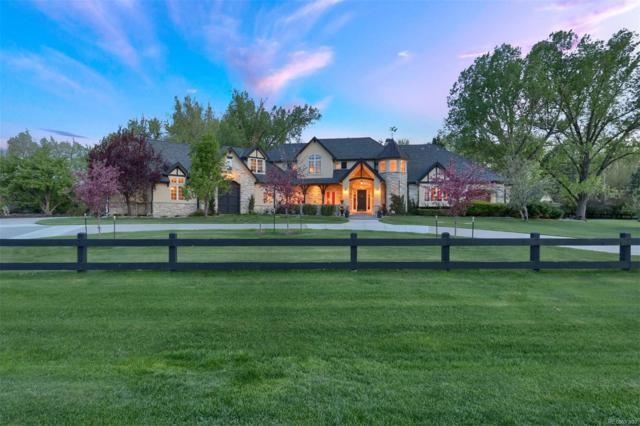 395 Shadycroft Drive, Littleton, CO 80120 (#6366674) :: Bring Home Denver with Keller Williams Downtown Realty LLC