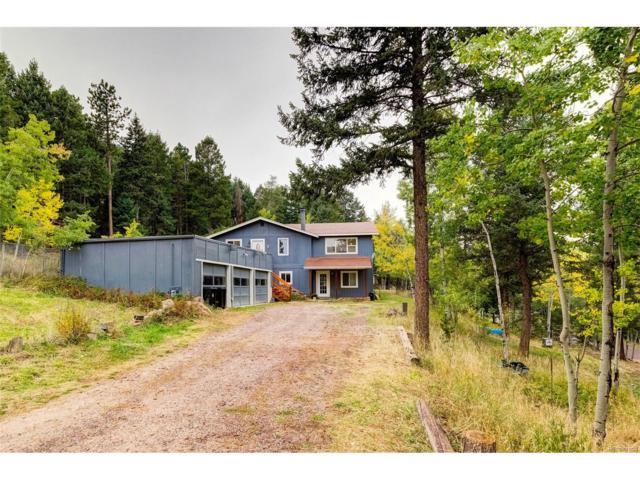 9571 Aspen Lane, Conifer, CO 80433 (MLS #6367909) :: 8z Real Estate