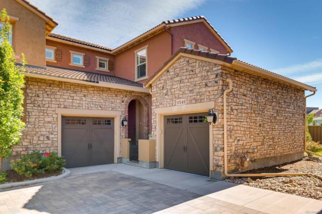 9546 Rosato Court, Highlands Ranch, CO 80126 (#6368953) :: The HomeSmiths Team - Keller Williams
