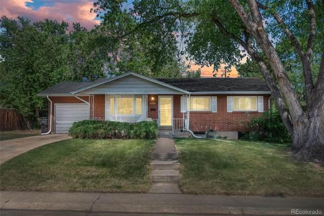 2970 S Yates Street, Denver, CO 80236 (#6369565) :: Bring Home Denver with Keller Williams Downtown Realty LLC