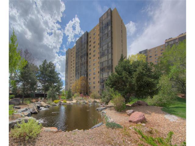 7877 E Mississippi Avenue #102, Denver, CO 80247 (MLS #6374783) :: 8z Real Estate