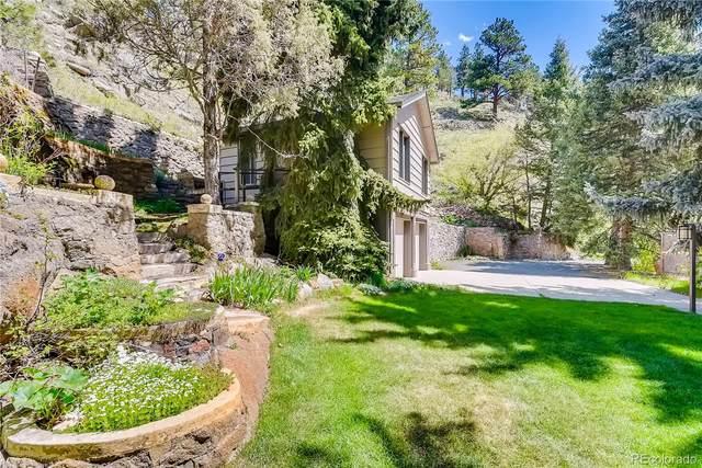 3642 Fourmile Canyon Drive, Boulder, CO 80302 (#6375218) :: The DeGrood Team