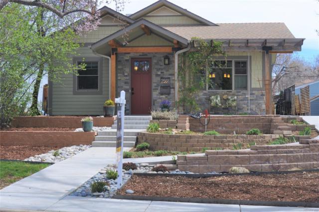 2568 S Josephine Street, Denver, CO 80210 (#6381471) :: Wisdom Real Estate