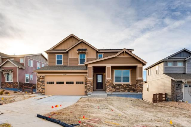 24583 E Mineral Drive, Aurora, CO 80016 (#6382863) :: The Heyl Group at Keller Williams