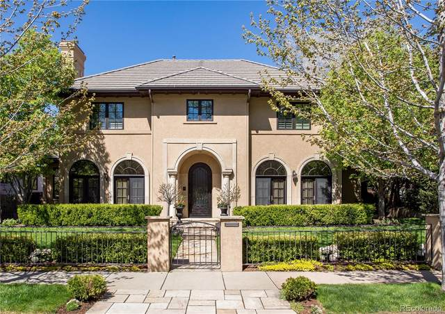 725 S Milwaukee Street, Denver, CO 80209 (#6384390) :: Portenga Properties
