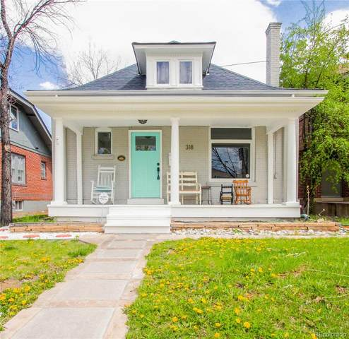 318 N Washington Street, Denver, CO 80203 (MLS #6387431) :: 8z Real Estate