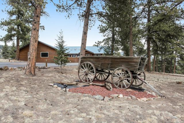 601 Old Corral Road, Bailey, CO 80421 (#6388857) :: The DeGrood Team