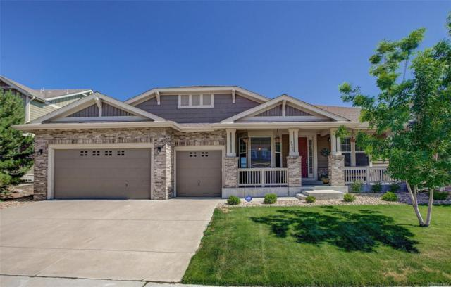 3907 Eagle Tail Lane, Castle Rock, CO 80104 (#6389227) :: The DeGrood Team