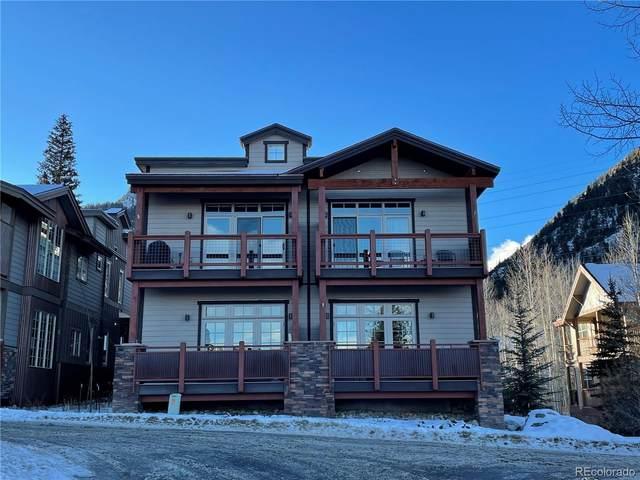 481 W Main Street #102, Frisco, CO 80443 (MLS #6390180) :: 8z Real Estate