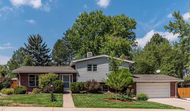 4187 S Wolff Street, Denver, CO 80236 (#6390295) :: The Heyl Group at Keller Williams