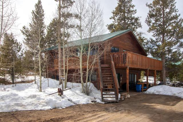 835 County Road 4, Granby, CO 80446 (#6390726) :: The DeGrood Team