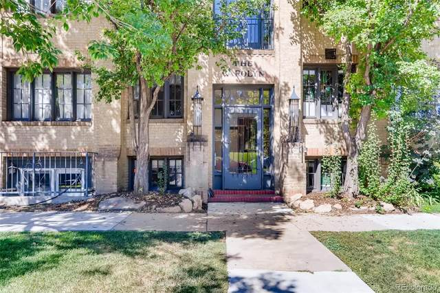 2533 E 11th Avenue #202, Denver, CO 80206 (#6390966) :: Wisdom Real Estate