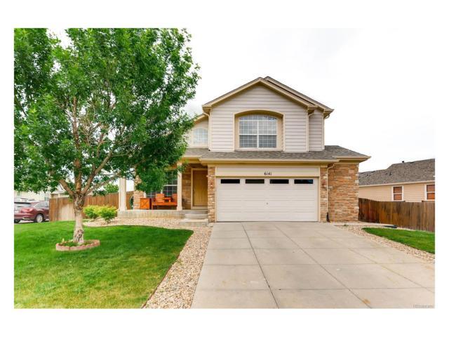 6141 E 114th Avenue, Thornton, CO 80233 (MLS #6391538) :: 8z Real Estate