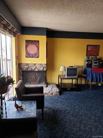 9901 E Evans Avenue 14D, Denver, CO 80247 (MLS #6392186) :: 8z Real Estate