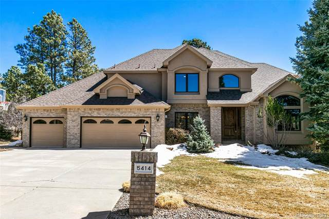 5414 Golden Currant Way, Parker, CO 80134 (MLS #6392429) :: Keller Williams Realty