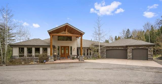 12544 Wild Trout Trail, Conifer, CO 80433 (#6393816) :: The DeGrood Team