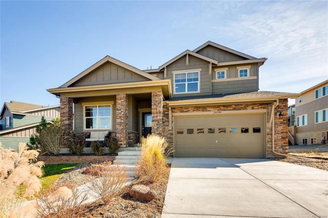 24584 E Mineral Drive, Aurora, CO 80016 (#6395429) :: The Heyl Group at Keller Williams