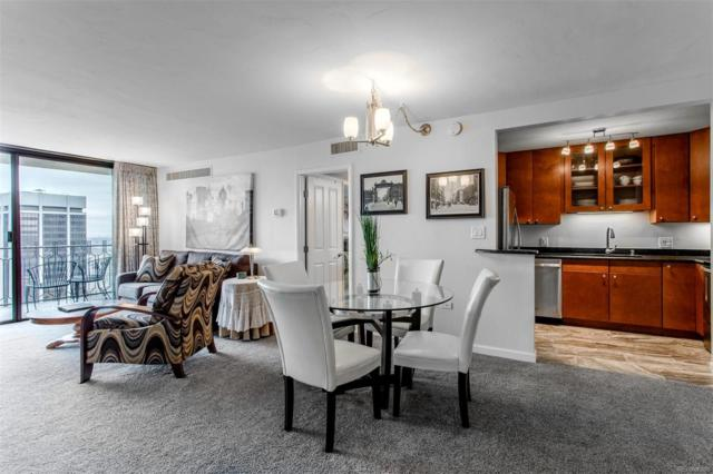 1020 15th Street 33H, Denver, CO 80202 (MLS #6398212) :: 8z Real Estate