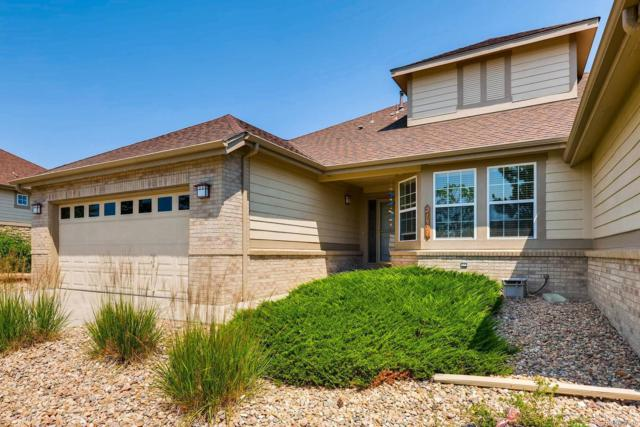 21971 E Canyon Place, Aurora, CO 80016 (#6398814) :: The DeGrood Team