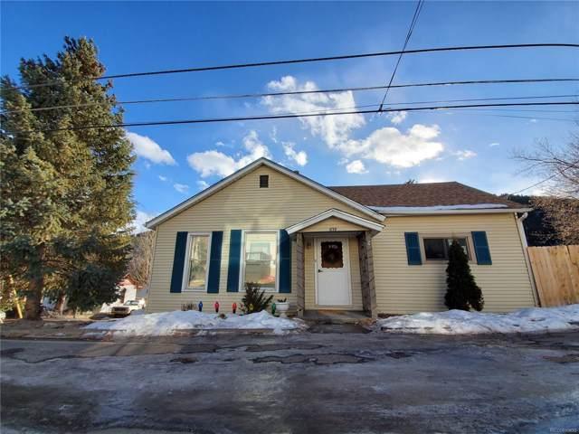 639 Virginia Street, Idaho Springs, CO 80452 (MLS #6402218) :: 8z Real Estate