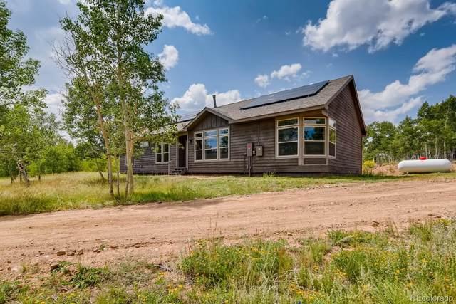 151 Aspen Way Drive, Florissant, CO 80816 (#6402772) :: Venterra Real Estate LLC