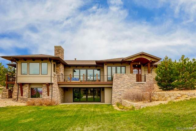 1450 Gentry Place, Castle Rock, CO 80104 (MLS #6403876) :: 8z Real Estate