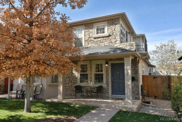 557 S Clarkson Street, Denver, CO 80209 (#6405449) :: Bring Home Denver