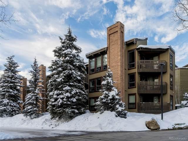 2700 Village Drive F-202, Steamboat Springs, CO 80487 (#6409092) :: Briggs American Properties