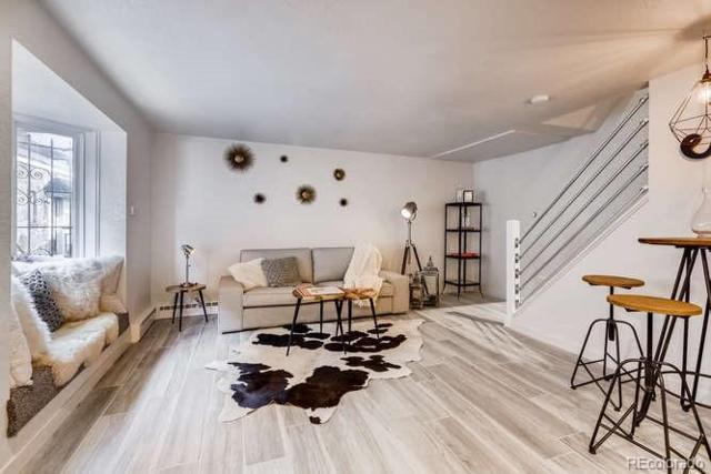 1275 Colorado Boulevard #6, Denver, CO 80206 (#6412562) :: Sellstate Realty Pros