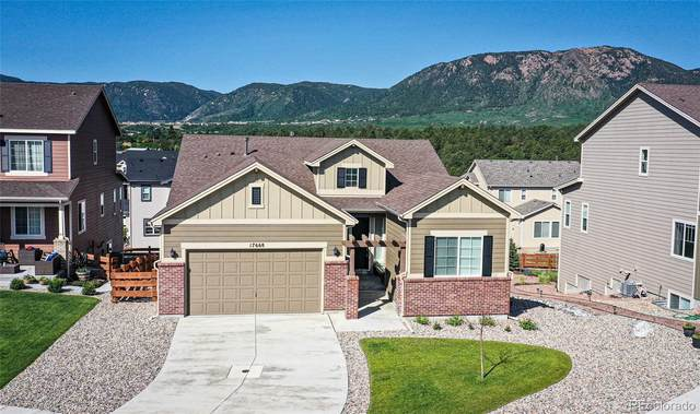 17668 Lake Overlook Court, Monument, CO 80132 (#6412591) :: Mile High Luxury Real Estate