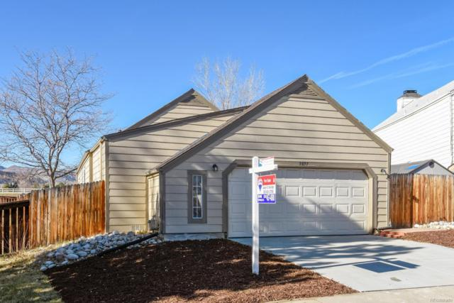 9877 W Elmhurst Place, Littleton, CO 80128 (#6415396) :: The Peak Properties Group