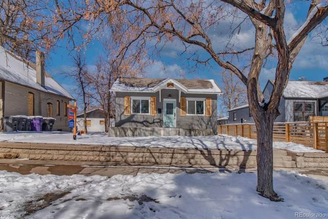2551 W 39th Avenue, Denver, CO 80211 (#6415866) :: The Dixon Group