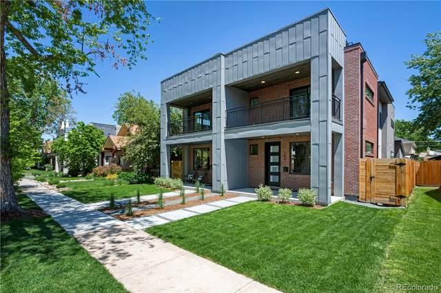754 S Clarkson Street, Denver, CO 80209 (#6416704) :: The Griffith Home Team